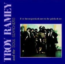"""Troy Ramey  -   i""""ve been Picked Out To Be Picked On - New Factory Sealed CD"""