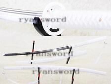 Anime Sword-Bleach-Sode No Shirayuki's Katana-Folded Steel White Japanese Sword