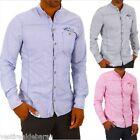Camicia Uomo Maniche Lunghe EIGHT2NINE Shirt H7002-A961 Tg S M L XL
