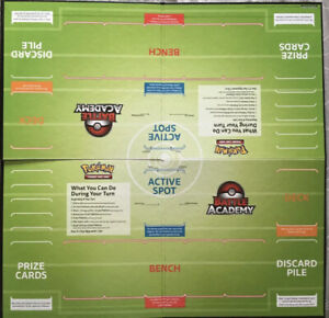 Pokemon Trading Card Game Battle Academy - Playmat / Game Board