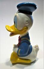 Money box:Vintage Disney Donald Duck  Piggy Bank  18 cm
