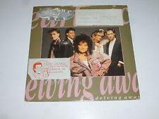 "HEART OF ICE - Delving Away - 1988 UK 2-track UK 7"" Vinyl Single"
