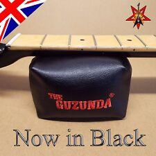 Guzunda-Noir Guitare Cou Repos & Support-Luthier Beanbag-Cordes & Set-Up