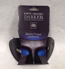 Fifty Shades Darker Secret Prince Masquerade Mask Erotic Roleplay Hot Sexy Gift