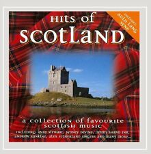 HITS OF SCOTLAND CD A COLLECTION OF FAVOURITE SCOTTISH MUSIC - VARIOUS ARTISTS