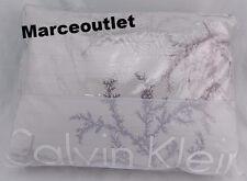 Calvin Klein Home Mesa KING Duvet Cover & Shams Set Dust Gray