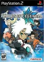 Tales of Legendia Sony PlayStation 2, PS2 Brand New