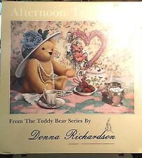 Afternoon Tea By Donna Richardson