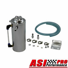 OIL CATCH CAN RADIATOR OVERFLOW TANK OIL CATCH TANK COOLANT RESERVOIR TANK -PRO