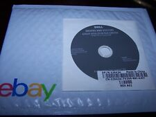 Dell Drivers and Utilities CD PN K981H September 2008
