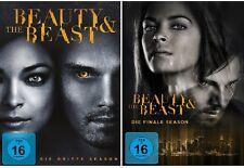 8 DVDs * BEAUTY & (AND) THE BEAST - STAFFEL / SEASON 3 + 4 IM SET # NEU OVP +