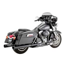 Vance & Hines Power Duals Elbow Black, for Harley Davidson Touring 09-16