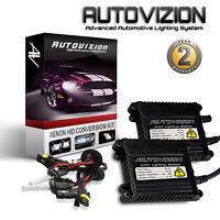 Autovizion Xenon Lights Slim HID Kit for GMC Acadia Topkick Canyon Envoy Savana