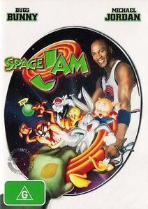 SPACE JAM : NEW DVD : Bugs Bunny / Michael Jordan
