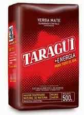 500g Yerba Mate TARAGUI ENERGY TEA - High Caffeine Content - Free Delivery