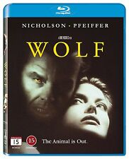 Wolf  (1994) Region Free Blu Ray