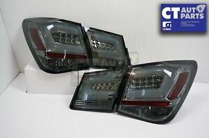 Smoked LED Tail Lights for Holden Cruze Sedan 09-14 Taillight 4 Doors Turbo
