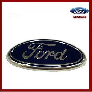 Genuine Ford KA Tailgate Badge Emblem. 2000-2008. 1090813. New!