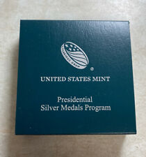 United States Mint - Presidential Silver Medals Program - Andrew Jackson