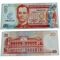 Pick 200  Philippinen /  Philippines 20 Piso 2009  Unc. / 289541vvv