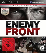 Enemy front -- Limited Edition (Sony PlayStation 3) PS3