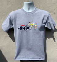 Disney Cruise Line DCL 2005 Disney Magic Goofy Short Sleeve T Shirt Gray XL