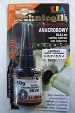 Cage 6638 technique adhésif anaérobie Colle pour transmission Bearings Gears