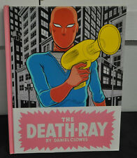THE DEATH-RAY BY DANIEL CLOWES HARDCOVER VF-NM