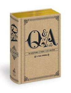 Q&A a Day: 5-Year Journal - Diary By Potter Style - GOOD