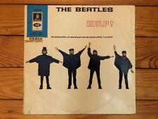 The Beatles - Help! 1965 Odeon SMO 84 008 Swiss Rare Jacket VG- Vinyl NM