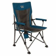 Timber Ridge Smooth Glide Padded Folding Chair Camping Outdoor Events