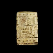 Rare Antique Egyptian Ancient Egyptian Stone Seal Amulet Figurine