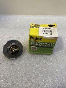 Engine Coolant Thermostat Prestone 300-180