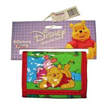 Licensed Winnie the Pooh Wallet Red