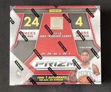 2017/18 Panini PRIZM Basketball Retail Box 1 AUTO 12 PRIZM Donovan Mitchell Rc