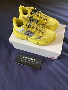 Size 10.5 - New Balance Vision Racer x Jaden Smith Sunflower Yellow 2020