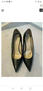 Scanlan and Theodore Shoes - worn once. Excellent condition. Size 39 black