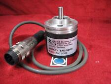 S+S Electronic Industrial Rotary Encoder 8000-1000-0001