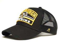 Pittsburgh Penguins NHL cap with mesh LICENSED, NEW size L-XL New collection!!!