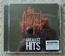 The Angels - Greatest Hits - CD ALBUM [NEW & SEALED]