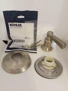KOHLER BANCROFT T10595-4-BN TRANSFER VALVE TRIM HANDLE REPLACEMENT BRUSH NICKEL