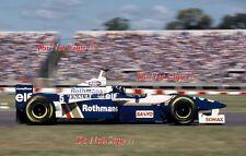 Damon Hill Williams FW18 Vincitore Argentina GRAND PRIX 1996 fotografia 1