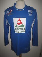 CRA Chabab Rif Hoceima MATCH WORN football shirt soccer jersey maillot size L