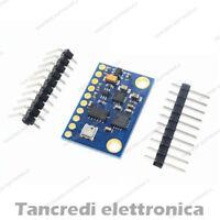 Modulo GY-801 IMU 10DOF L3G4200D ADXL345 HMC5883L BMP085 (Arduino-Compatibile)