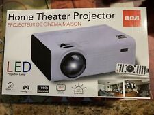 RCA HOME THEATER PROJECTOR RPJ119