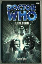 Doctor Who: Festival Of Death by Jonathan Morris (P/Back, 2000) 1st. Edition