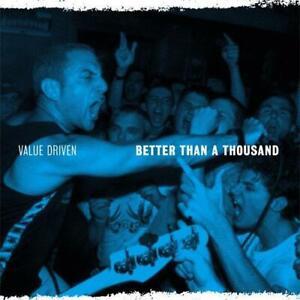 "New Music Better Than A Thousand ""Value Driven"" LP"