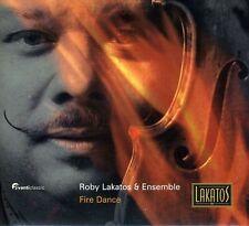 Roby Lakatos, Lakatos - Fire Dance [New CD]