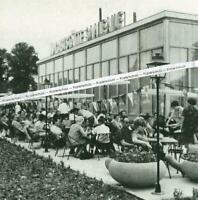 Halle an der Saale - Gasthaus Saaleaue - um 1965                   U 1-5