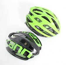 CANNONDALE CYPHER ROAD AERO HELMET BIKE BICYCLE S/M 52-58CM BLACK GREEN NEW